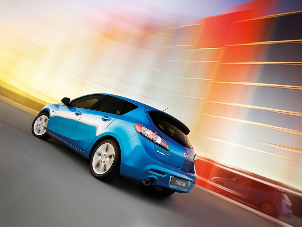 Foto de 2010 Mazda3 5 Door (4/5)