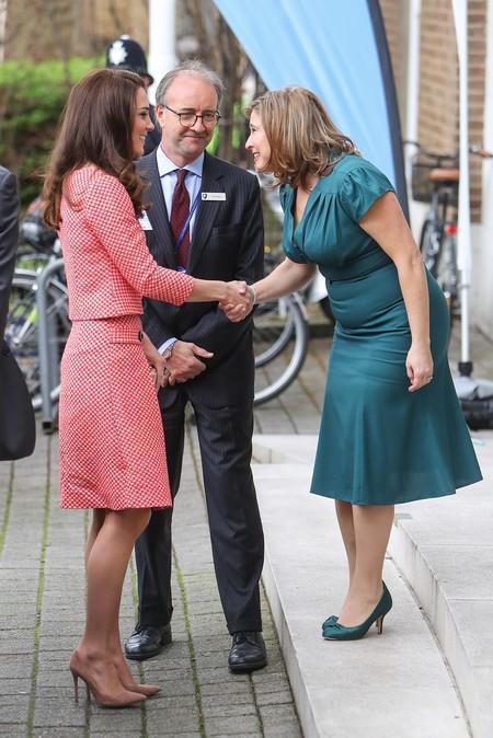 Kate Middleton se convierte en una chica yeyé con este conjunto sixties
