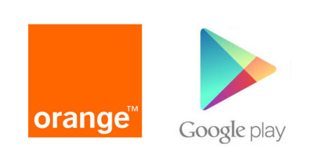 Google Play permite a los clientes de Orange pagar con la factura