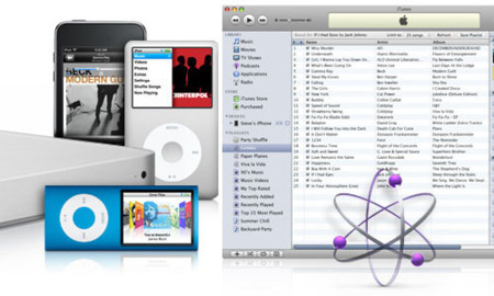 Listas Genius, simplemente geniales, simplemente Apple