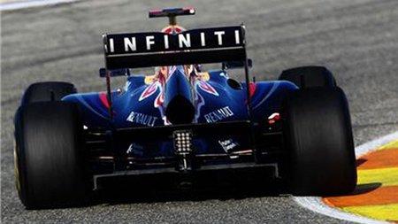 Infiniti actuará como patrocinador de Red Bull y no re-bautizará los motores Renault
