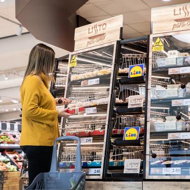 Lidl lanza 'Listo para comer', su apuesta para competir con Mercadona en la comida para llevar (con el mismo nombre)