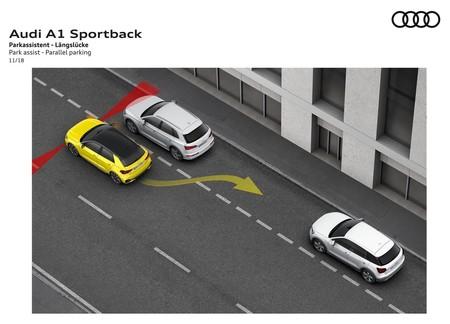 Audi A1 Sportback 2019 1600 D4