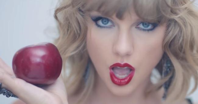 Taylor Swift Apple Music1