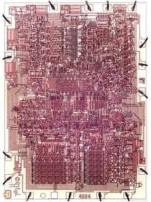 Salón de la fama de procesadores Intel