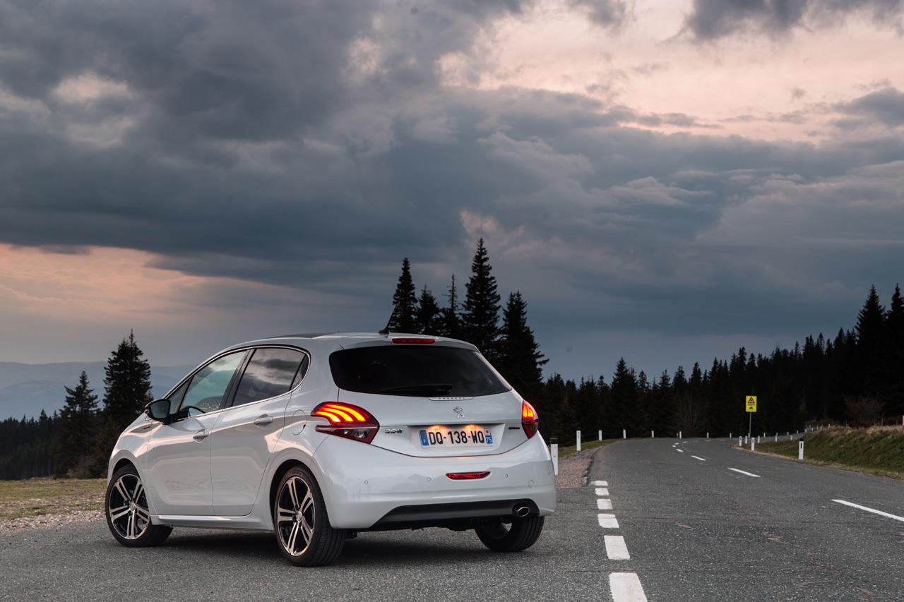 Peugeot 208 2015 (presentación)