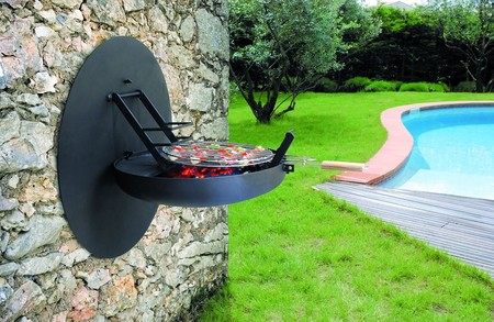 Barbacoas de autor de Focus, ideales para dar un toque moderno a tu jardín