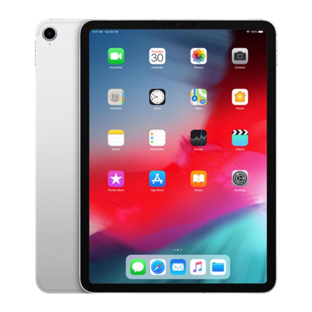 """Apple iPad Pro 11"""" Wi-Fi+Cellular 256GB Plata"""