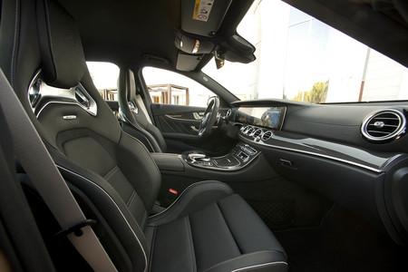 Mercedes-AMG E63S interior