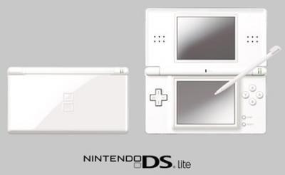 Nintendo DS Lite saca un 8 en la revisión de Cnet