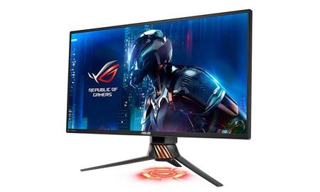 Con impresionantes prestaciones, el monitor gaming ASUS ROG Swift PG258Q, ahora cuesta 125 euros menos en la Semana Gaming de Amazon