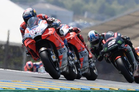 Andrea Dovizioso Gp Francia Motogp 2018