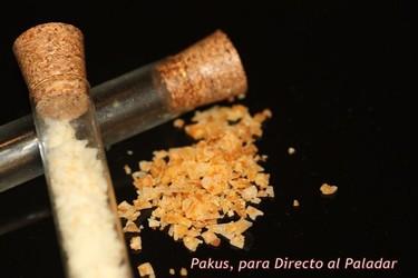 Escamas de sal con sabor a Mallorca