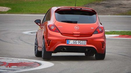 "Opel Corsa OPC ""Nürburgring Edition"""