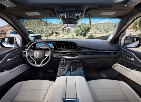 Cadillac Escalade 2021 Precio versiones y equipamiento en México 8