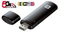 El D-Link DWA-182 lleva la WiFi 802.11ac contigo