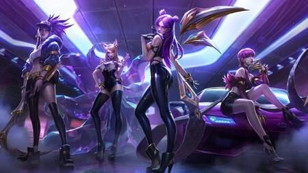 El grupo virtual K/DA de League of Legends se suma a Just Dance 2021 con una de sus canciones