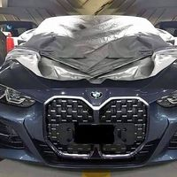 ¿A caso esta es la colosal parrilla del nuevo BMW Serie 4 asomándose antes de tiempo?