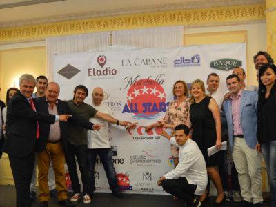 Nace Marbella All Stars para consolidar la alta gastronomía de la Costa del Sol