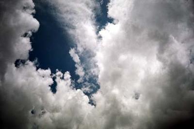 Por tu culpa hoy está nublado