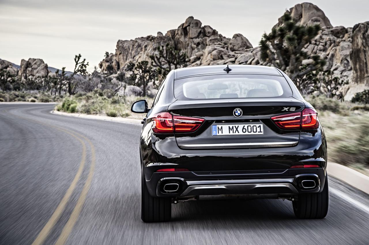 Foto de BMW X6 2014 (67/96)
