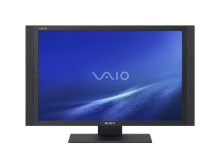 Sony Vaio JS, LV y RT, pantallas todo en uno con Blu-Ray