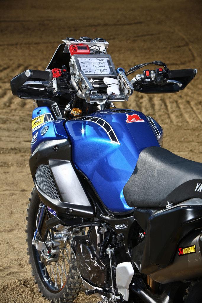 Foto de Yamaha XTZ1200R Súper Ténéré preparación para el Rally de los Faraones 2011 (10/15)