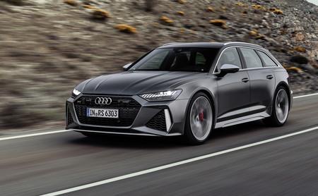 Así es el nuevo Audi RS 6 Avant: un familiar V8 de 600 CV que es microhíbrido y ofrece un eje trasero direccional