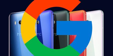 Esto es lo que Google ha comprado de HTC y lo que HTC se ha quedado tras su venta parcial