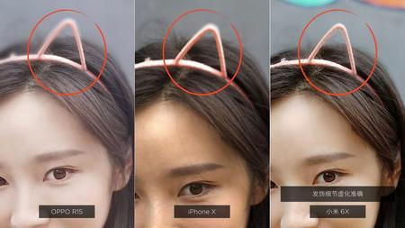 Xiaomi Mi 6x Camara