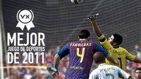 Mejor juego de deportes de 2011 según los lectores de VidaExtra: 'FIFA 12'