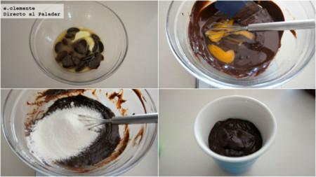 Mug Cake Choco Coll