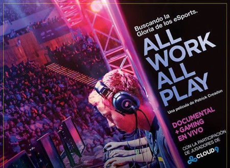 El documental de eSports 'ALL WORK ALL PLAY' también se transmitirá en México