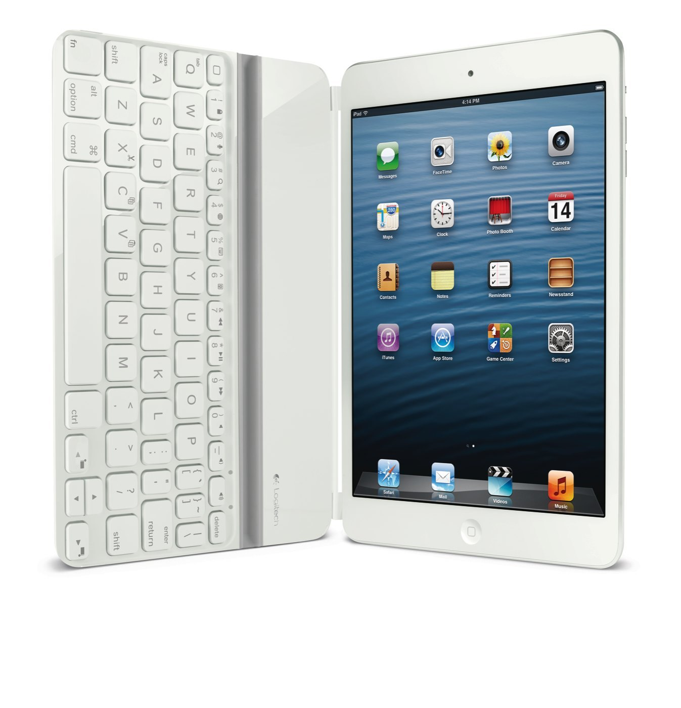Foto de Logitech Ultrathin Keyboard mini (6/7)