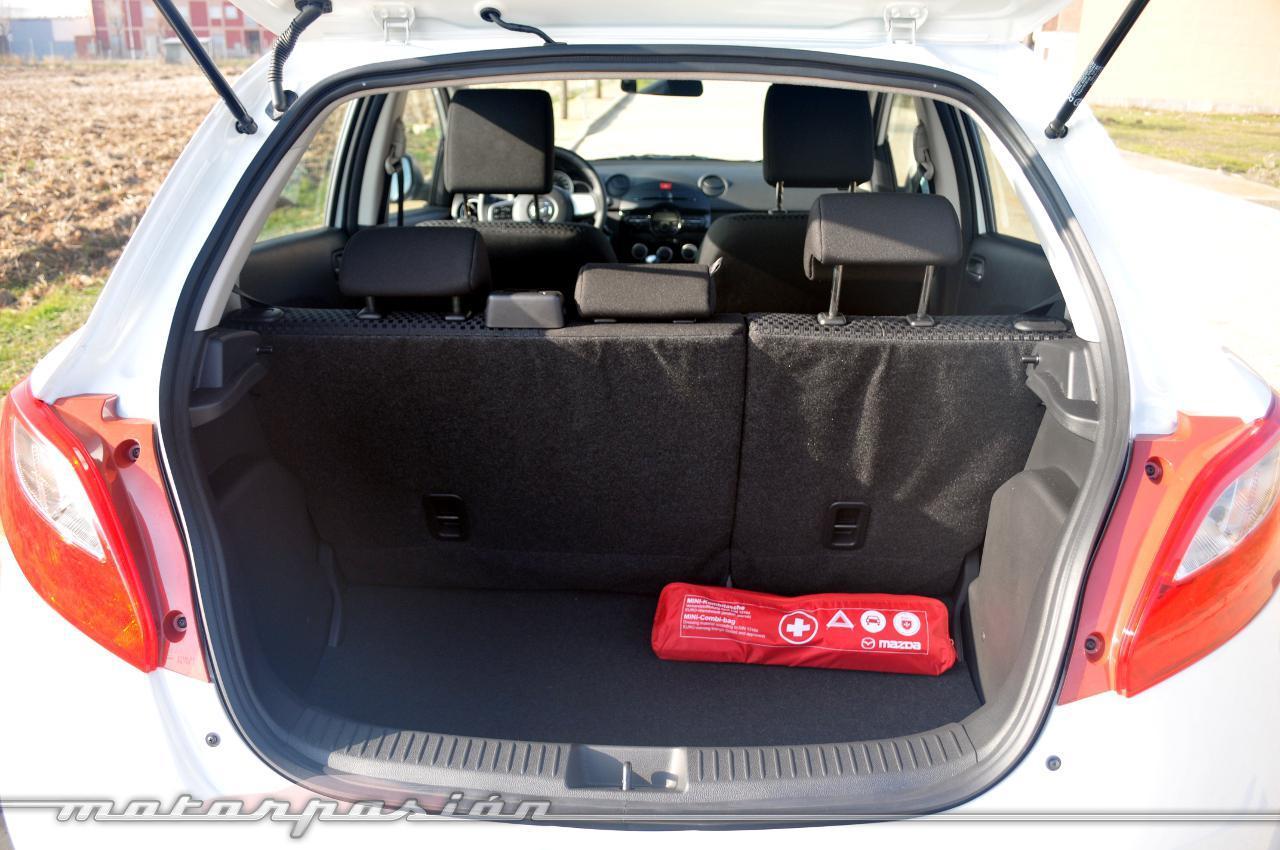 Foto de Mazda2 2011 (Prueba) (42/58)