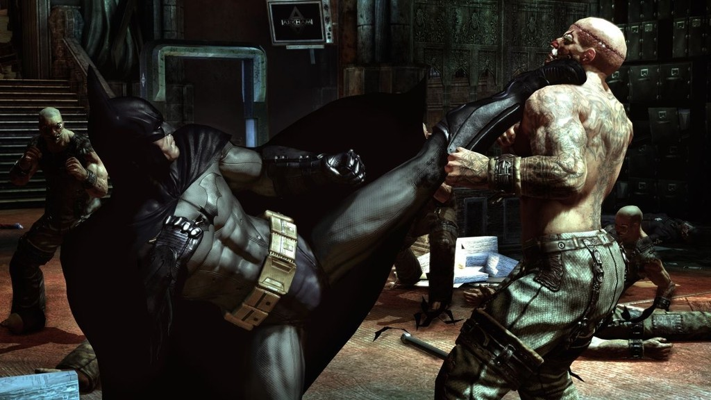 Foto de 'Batman: Arkham Asylum' (abril 2009) (1/11)