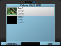 DivX Mobile Player actualizado