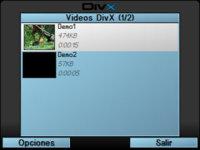 DivX Mobile Player actualizado