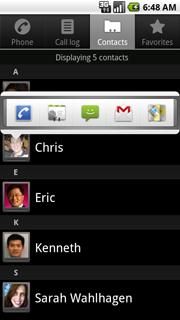 Android 2.0. está listo para saltar al ring y pelear con quien sea