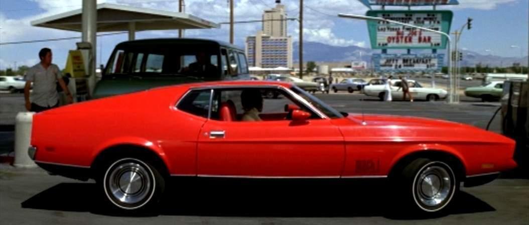 Ford Mustang Estrella De Cine 3 3