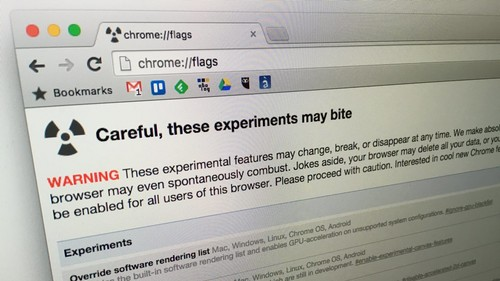 14 funciones experimentales de Chrome que vale la pena activar