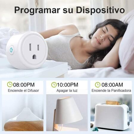Promoción en contactos inteligentes en Amazon México