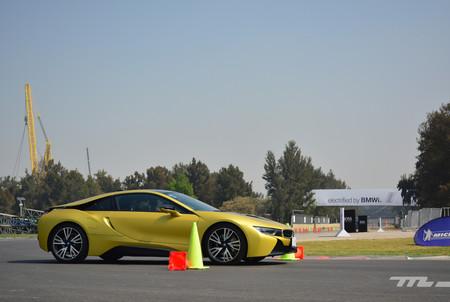 Estuvimos en el BMW i Driving Experience, el primero en México con coches electrificados