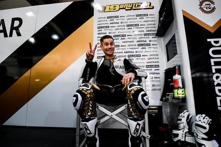 Alvaro Bautista Gp Catar Motogp 2018 2