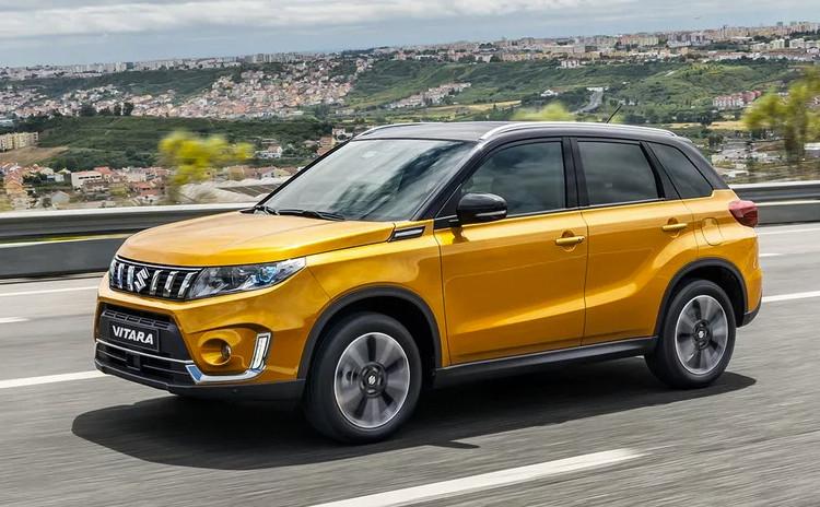 Suzuki Vitara 2019: Características, fotos y toda la información