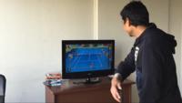 Motion Tennis Cast utilizará tu Chromecast para convertir el móvil en una raqueta