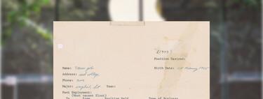 Esta petición de empleo original de Steve Jobs se subasta por unos 175.000 dólares