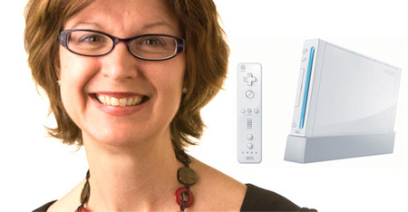Las ventas de Wii aumentan un 85% desde su rebaja de precio. Palabrita de Cammie Dunaway