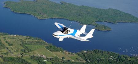 Terrafugia afirma que ahora sí, su coche volador Transition llegará el próximo año