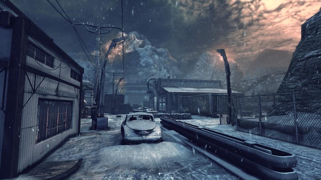 Foto de 'Gears of War 2' mapas Snowblind (7/10)